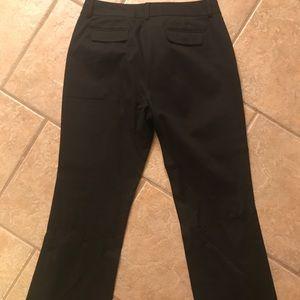 Banana Republic new black pants